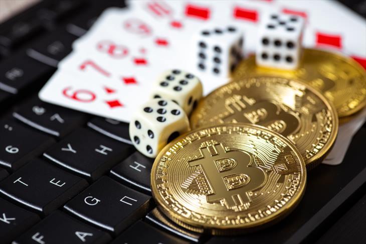 オンラインカジノでビットコインで入出金するメリット