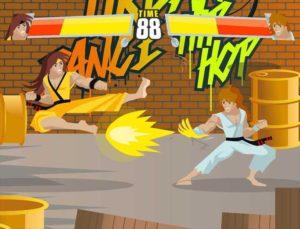 伝説のゲーム「スト2」がオンラインカジノに殴り込み!ゲームの特徴や遊び方を徹底解説
