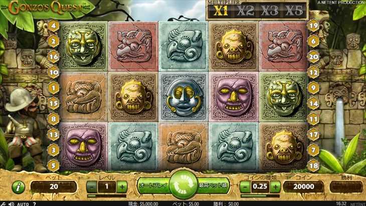 前作「Gonzo's Quest」との相違点は?どちらのゲームを選ぶべき?