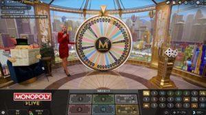 モノポリーは0.10ドルから楽しめる貴重なライブカジノ