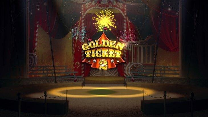 ベラジョンカジノに新登場した「Golden Ticket 2」の概要をご紹介