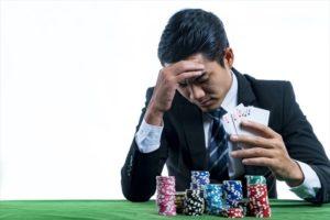 オンラインカジノで連敗する理由は?負けにくくする対策から整理