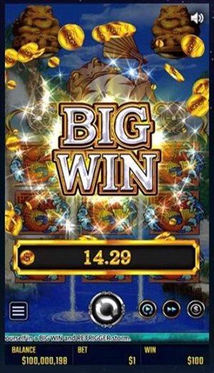 15倍配当以上のBIG WINを狙っていくとよい