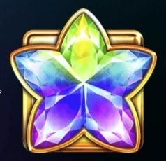 星絵柄の「STARS」シンボルです。